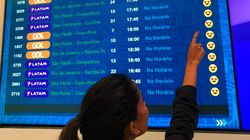 Aeroporto de Brasília passa a utilizar emojis para mostrar status dos
