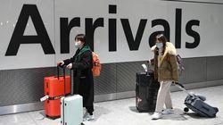 Ακυρώσεις ταξιδιωτικών κινήσεων προς και από Κίνα, χωρίς ταξιδιωτικές