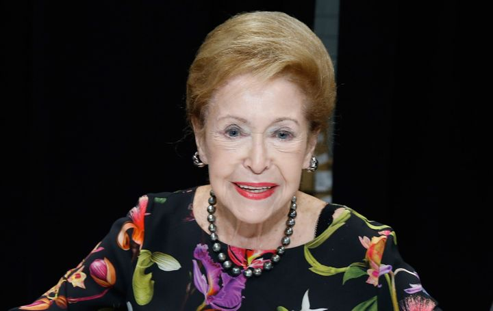 """Author Mary Higgins-Clark, who was known as the """"Queen of Suspense,"""" died on Friday at the age of 92."""
