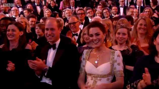 Aux Bafta, Brad Pitt ose une blague sur Harry devant William et