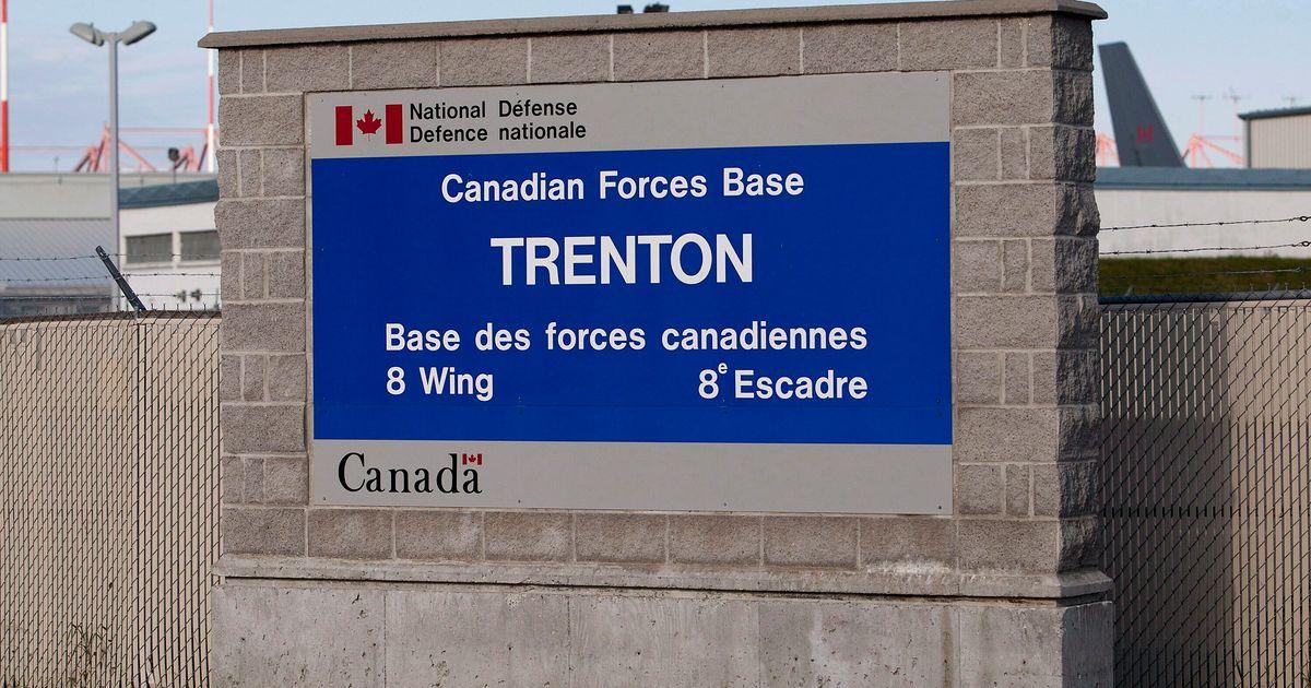 武漢からのカナダ人避難者はトレントン軍事基地で検疫される
