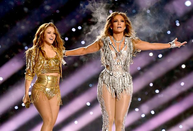 Jennifer Lopez And Shakira Bring The Heat In Killer Super Bowl Halftime Show