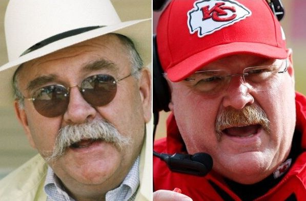 Wilford Brimley, Andy