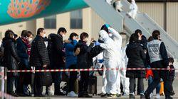 Une vingtaine de rapatriés du 2e vol testés négatifs après une suspicion de