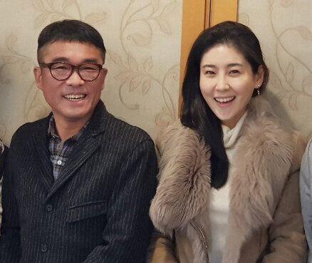 김건모, 장지연