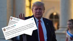 La nouvelle bourde géographique de Trump a marqué le Super