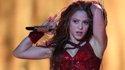 Los siete grandes momentos que resumen la actuación de Shakira en la Super Bowl