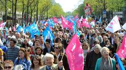 Decenas de miles de personas en París contra el matrimonio homosexual