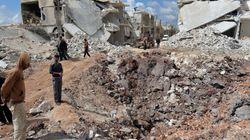 Más de cien muertos en una aldea atacada por el régimen
