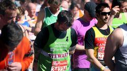 El maratón de Londres homenajea a Boston