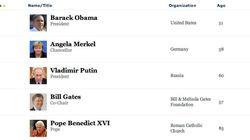 Adivina cuántos españoles hay en la lista de los más poderosos de