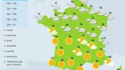 La France vit son 2e début d'hiver le plus chaud depuis