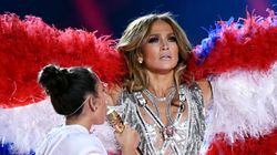 Le subtil message de Jennifer Lopez à Donald Trump pendant le Super