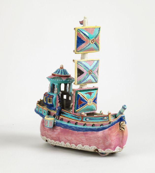 Le porcellane cinesi nella Torre della Fondazione