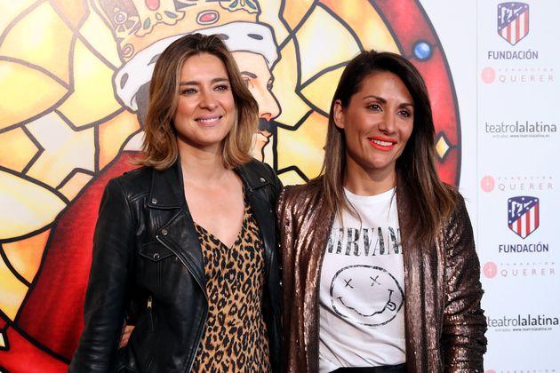 Sandra Barneda y Nagore Robles, fotografiadas en un evento el 5 de junio de
