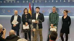 ERC, JxCat, Bildu, CUP y BNG firman un manifiesto contra la monarquía: