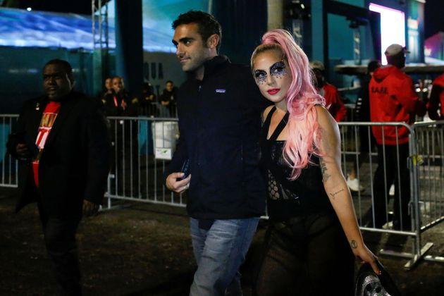 Chi è il nuovo fidanzato di Lady Gaga, uscito allo scoperto al Super