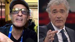 Fiorello a Massimo Giletti: