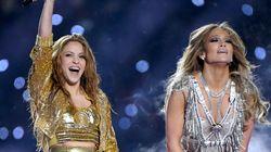 Só Shakira e J-Lo poderiam proporcionar estes momentos no show do intervalo do Super