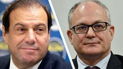 Leo sfida Gualtieri per il seggio alla Camera di Roma1:
