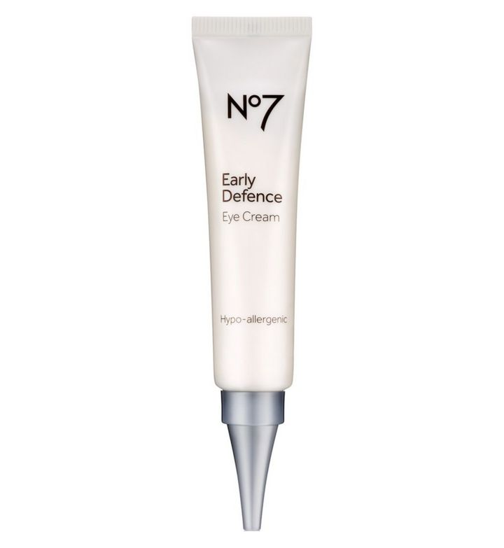 No7 Early Defence Eye Cream, Boots