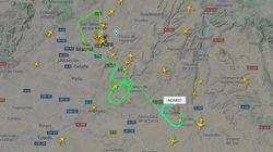 Un avion d'Air Canada atterrit en urgence à