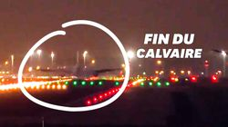 Atterrissage réussi pour le Boeing d'Air Canada à l'aéroport de