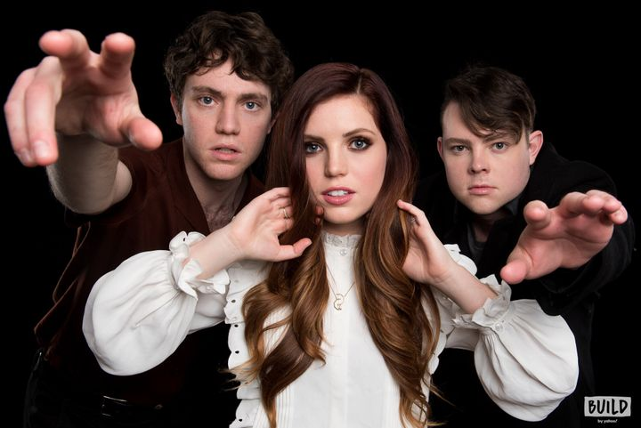 Echosmith consists of siblings Noah, Sydney and Graham Sierota.