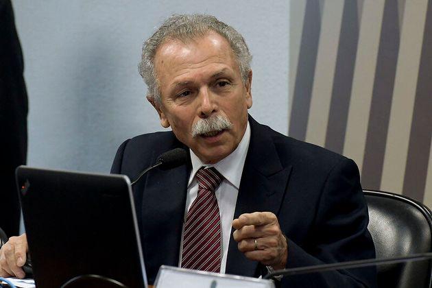 Ricardo Galvão deixou o governo em agosto do ano passado após ter sido alvo do método...