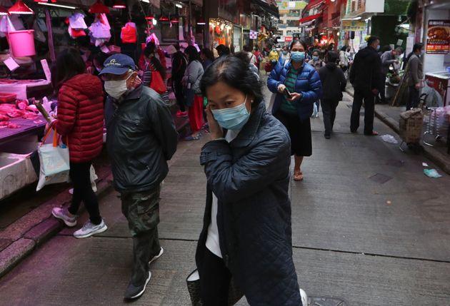 Η κρίση του κορονοϊού μαρτυρά τις ρωγμές στην κινεζική