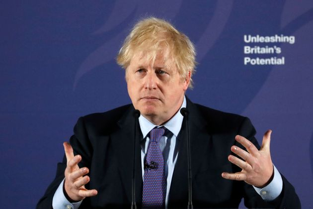 Why Boris Johnson's Tough Talk On Trade Sounds Like Groundhog Day All Over Again