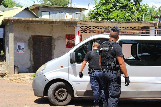 Midiar Boinaïdi Djadjou, candidat aux municipales à Mayotte, victime d'une violente agression...