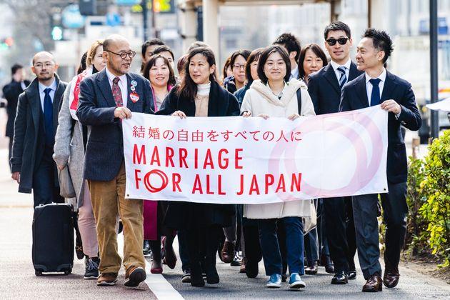 「同性婚を認めない法律が差別を生み出している」同性婚訴訟、原告が個人の尊厳と平等を訴える