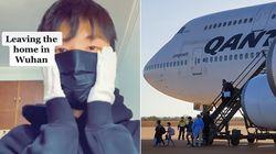 Australian In Wuhan Details Coronavirus Evacuation, Being 'Kept In The