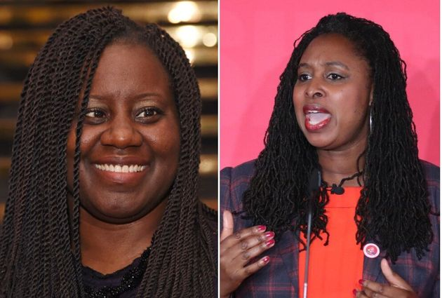 The BBC confused Labour MPs Marsha de Cordova and Dawn Butler on its Parliament