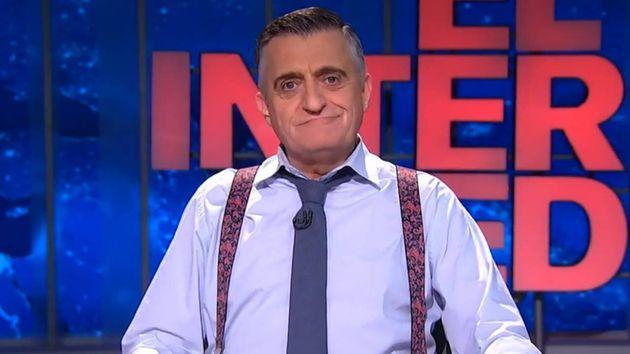 El presentador de El Intermedio -de laSexta-, El Gran