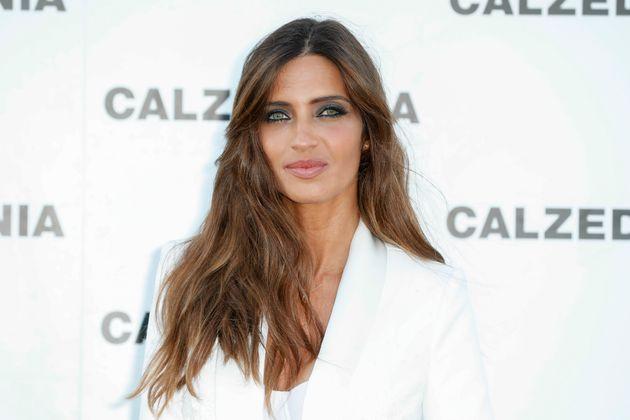 Sara Carbonero, fotografiada en un evento el 9 de mayo de