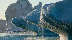 Μια νέα απειλή για τους παγετώνες στη Γροιλανδία καραδοκεί κάτω από τον
