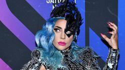 Lady Gaga affiche son bonheur avec son nouveau petit