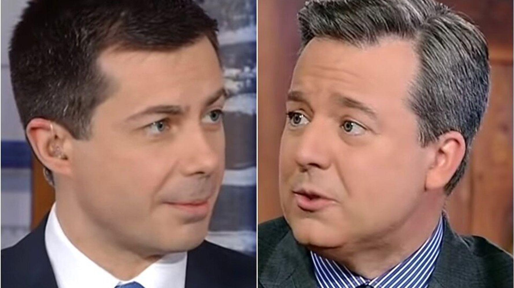 Fox News Host Tried To Corner Pete Buttigieg. It Didn't Go Well.