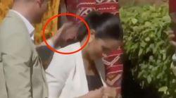 El gesto del príncipe Harry con Meghan Markle que da la vuelta al mundo: lo hace hasta cuatro