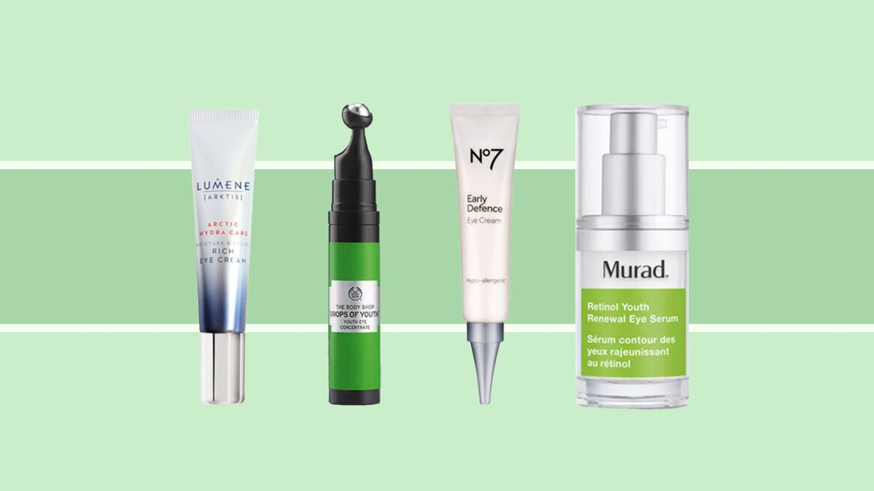 The Best Anti Ageing Eye Creams For Men For Dark Circles And