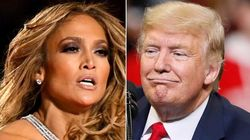 Jennifer Lopez Bashes Trump With Behind-The-Scenes Super Bowl
