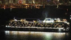 Un crucero con 3.700 personas en cuarentena por un caso de