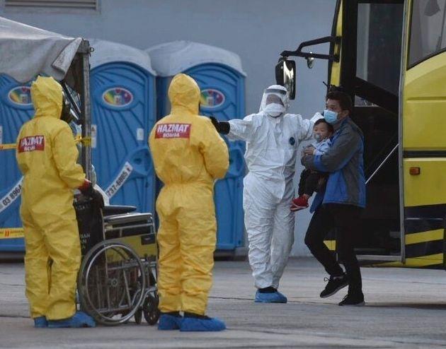 L'épidémie de coronavirus partie de Chine s'est propagée à une vingtaine...