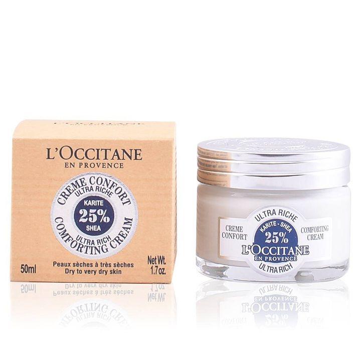 Shea Ultra Rich Comforting Face Cream, L'Occitane