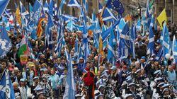 Écosse: le mouvement indépendantiste fouetté par le