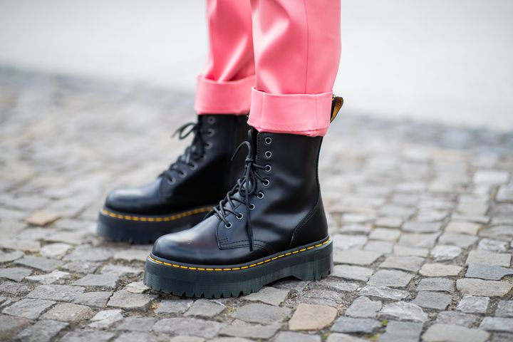 Dr. Martens boots made their way into two love stories on the list.