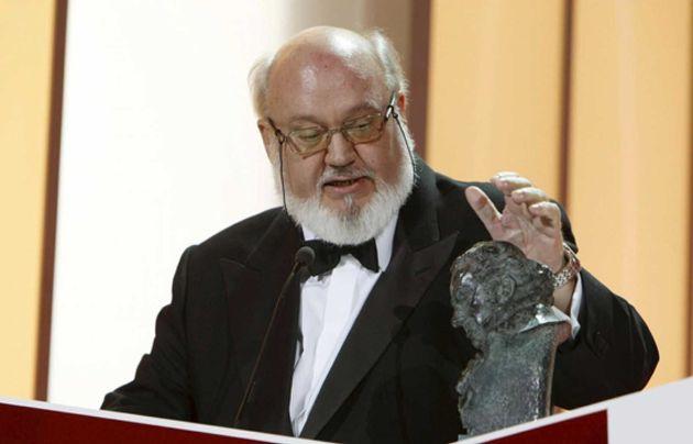 El director de cine José Luis