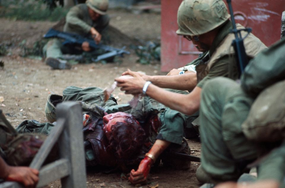 Η ιστορία μιας από τις διασημότερες φωτογραφίες της αμερικανικής στρατιωτικής
